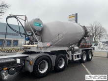 MOL concrete mixer concrete semi-trailer M1012 Mix - Beton - Concrete - Imer - 10M3