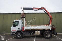 Camion Renault Midlum 220 plateau occasion