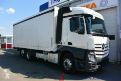Kamión valník s bočnicami a plachtou Mercedes Actros Actros 2543 StreamSpace Schiebeplane L/R LBW 2 T