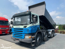 Camion benne Scania P380 8x4 // SUPER STAN // SERWISOWANA