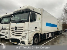 Mercedes Actros 2542 Schmitz Rohrbahn Carrier U1100 truck used refrigerated