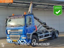 DAF hook lift truck 85CF360 EEV Liftachse EEV VDL SK21-6200