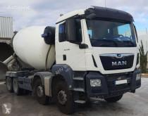 MAN betonkeverő beton teherautó 360 8X4 FRUMECAR 10M3