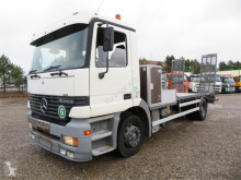 Mercedes-Benz Actros 1831 4x2 truck used heavy equipment transport