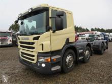 Грузовое шасси Scania P400 8x2*6 Euro 5