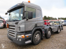 Грузовое шасси Scania P400 8x2*6 ADR Chassis Euro 5