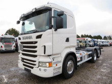 Scania R480 6x2*4 ADR Chassis Euro 5 truck used chassis