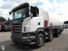 Scania L R480 8x2 23.800 ADR truck used tanker