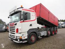 Camion benne Scania R500 8x2-4 Euro 5