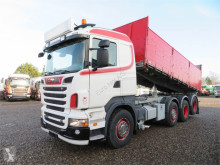 Camion benne Scania R500 8x2-4 Euro 5 Tip