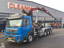 Camion polybenne Volvo FMX 460