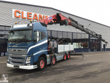 Volvo FH16 truck used flatbed