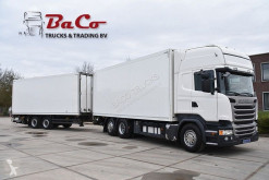 Scania R 410 trailer truck used box