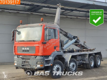 MAN hook arm system truck TGA 41.350