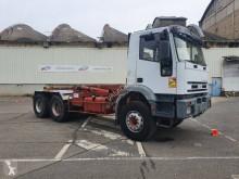 Iveco hook lift truck Eurotrakker 260E37 H