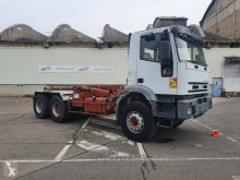 Iveco Eurotrakker 260E37 H truck used hook arm system