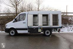 Mercedes negative trailer body refrigerated van Sprinter Sprinter314cdi Euro 6 Ice-33°C Klima Org157tkm