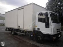 Camion Iveco Eurocargo 100 E 19 fourgon polyfond occasion