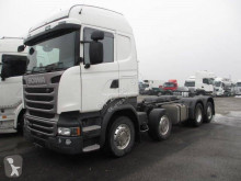Scania R 450 truck used chassis