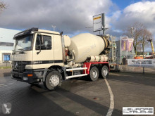 Camion Mercedes Actros 2631 betoniera cu rotor/ Malaxor second-hand