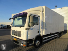 MAN TGL 10.180 truck used box