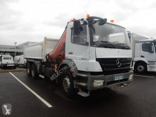 Mercedes two-way side tipper truck Axor 2633 KN