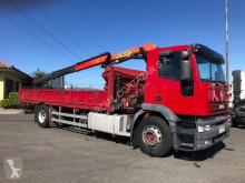 Iveco Eurotech 190E31 truck used standard flatbed