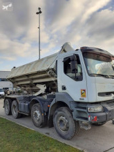 Renault Kerax 420 DCI truck used two-way side tipper