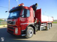 Camión Volvo FM 400 caja abierta usado
