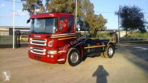 Scania billenőplató teherautó
