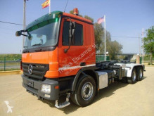 Mercedes hook arm system truck