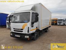 Iveco Eurocargo ML 75 E 18 K truck used box