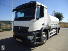 Mercedes Antos 1840 truck used tanker