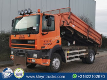 Camion DAF CF65 ribaltabile trilaterale usato