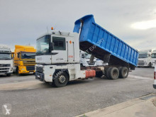 Renault two-way side tipper truck Magnum 430