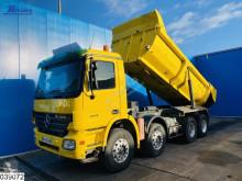 Vrachtwagen Mercedes Actros 4141 tweedehands kipper