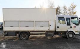 Renault box truck Midlum DOUBLE CABINE