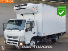 Mitsubishi mono temperature refrigerated truck Fuso 7C15 ATP Thermo King T-600R LBW Trennwand