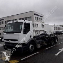 Renault Premium Lander 370.26 DXI truck used hook lift