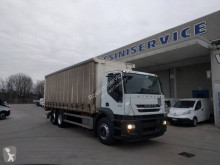 Iveco tautliner truck Stralis AD 260 S 31