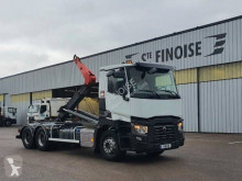 Renault Gamme C 430.26 DTI 11 truck used hook arm system