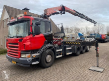 Scania hook arm system truck P 420