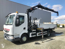 Renault Midlum 220.10 truck used two-way side tipper