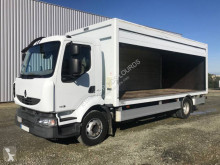 Renault Midlum 180.14 truck used beverage delivery box