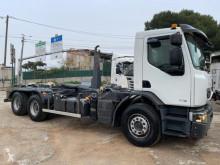 Camion polybenne Renault Premium Lander 370 DCI