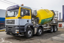 MAN TGA 32.350 truck used concrete mixer