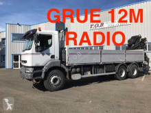 Camion cassone fisso Renault Kerax 370 DCI