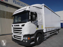 Scania G 310 truck used tautliner