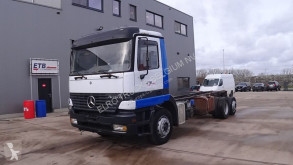 Mercedes Actros 2540 truck used chassis