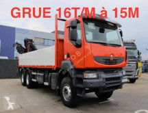 Camion cassone fisso Renault Kerax 370 DXI